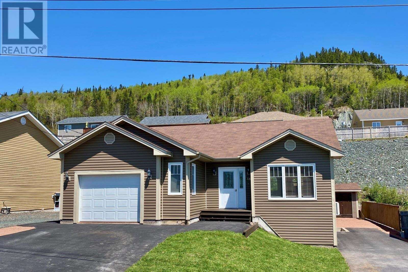 House for sale at 18 Raymond Dr Clarenville Newfoundland - MLS: 1214452