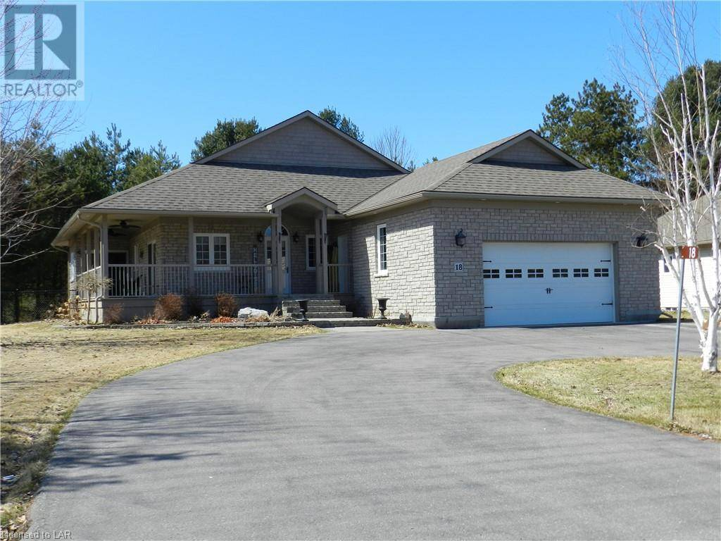 House for sale at 18 Reynolds Rd Wyevale Ontario - MLS: 244989