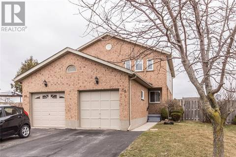 House for sale at 18 Ridgeway Cres Kitchener Ontario - MLS: 30725798