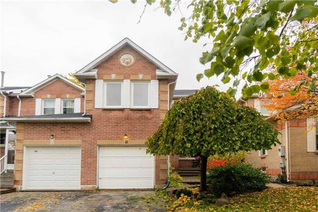 House for sale at 18 Ritva Court richmond hill Ontario - MLS: N4292826