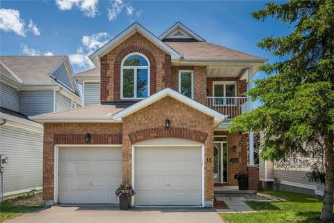 House for sale at 18 Roberge Cres Ottawa Ontario - MLS: 1157226