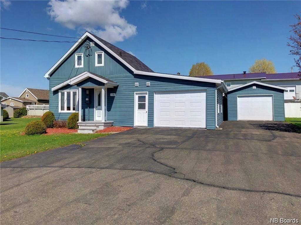 House for sale at 18 Saint-françois St Sainte-anne-de-madawaska New Brunswick - MLS: NB041103