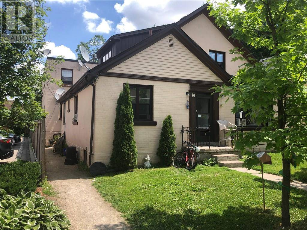 Townhouse for sale at 18 Samuel St Kitchener Ontario - MLS: 30772864
