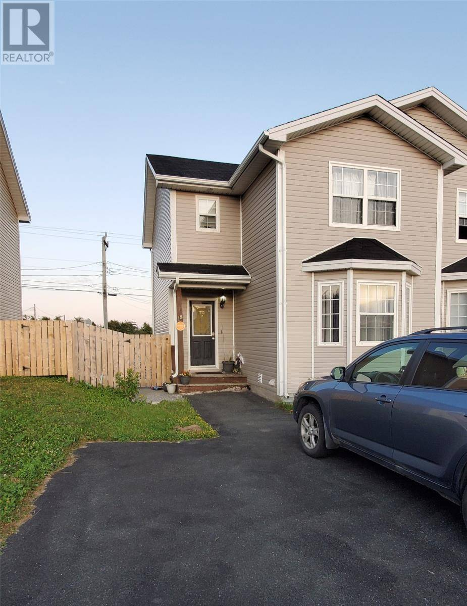 House for sale at 18 Seaborn St St. John's Newfoundland - MLS: 1211888