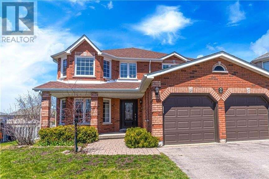 House for sale at 18 Shaina Ct Barrie Ontario - MLS: 30805885
