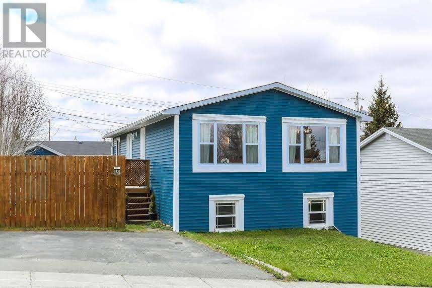 House for sale at 18 Sinnott Pl St. John's Newfoundland - MLS: 1209154