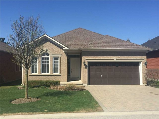 Removed: 18 Sir George , Whitchurch Stouffville, ON - Removed on 2018-09-01 05:18:17