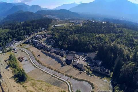 Home for sale at 0 Legacy Rdge Unit 18 Squamish British Columbia - MLS: R2398623
