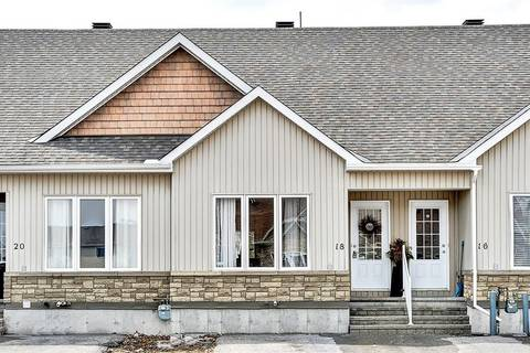 Townhouse for sale at 18 Spicer St Carleton Place Ontario - MLS: 1145784