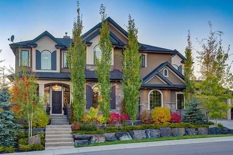 House for sale at 18 Spirit Ridge Ln Southwest Calgary Alberta - MLS: C4257231