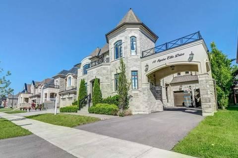 House for sale at 18 Squire Ellis Dr Brampton Ontario - MLS: W4484825