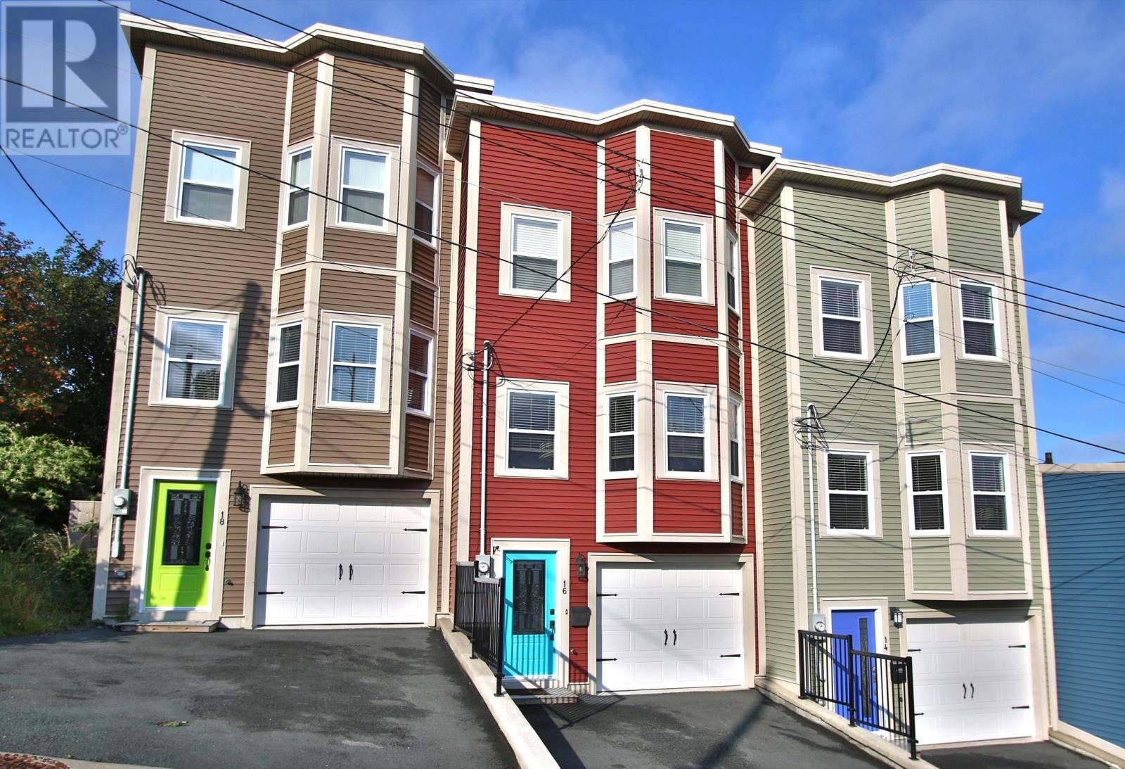 House for sale at 18 Stephen Pl St. John's Newfoundland - MLS: 1206894