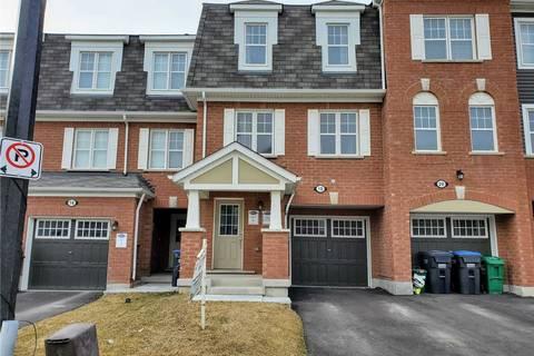 Townhouse for sale at 18 Stewardship Rd Brampton Ontario - MLS: W4733286