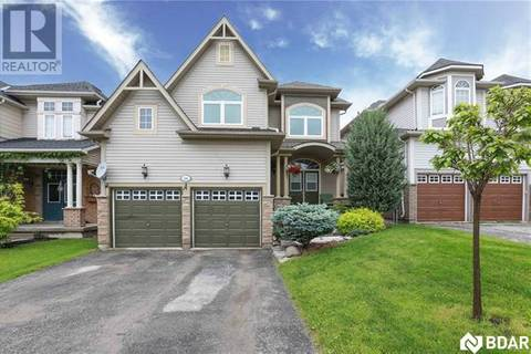 House for sale at 18 Strathmore Pl Barrie Ontario - MLS: 30744426