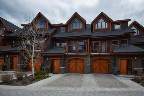 Townhouse for sale at 18 Streamside Ln Canmore Alberta - MLS: C4245690