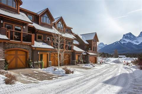 Townhouse for sale at 18 Streamside Ln Canmore Alberta - MLS: C4288148