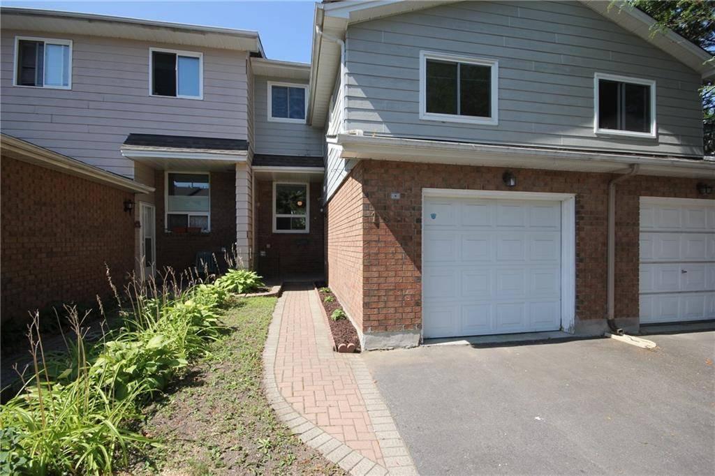 Townhouse for sale at 18 Sturbridge Pt Ottawa Ontario - MLS: 1165788