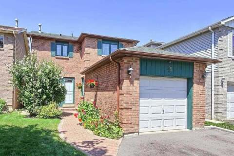 House for sale at 18 Tams Dr Ajax Ontario - MLS: E4862665