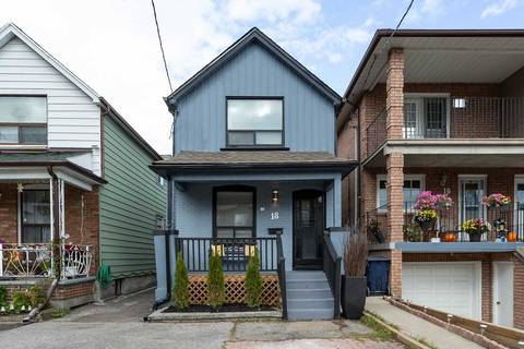 House for sale at 18 Thornton Ave Toronto Ontario - MLS: W4389132
