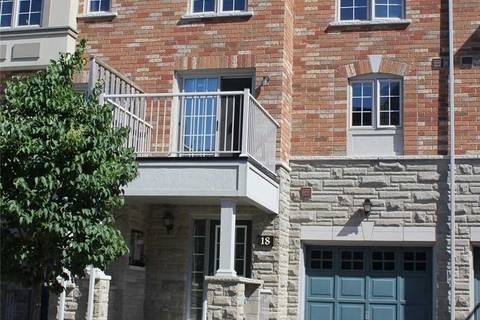 Townhouse for rent at 18 Thoroughbred Wy Markham Ontario - MLS: N4635713