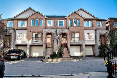 Townhouse for sale at 18 Tollgate Me Toronto Ontario - MLS: E4612394