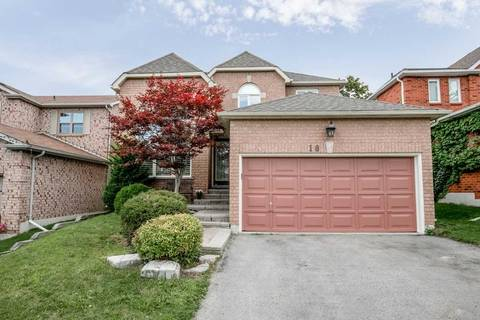 House for sale at 18 Tradewind Terr Aurora Ontario - MLS: N4544382