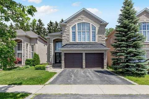 House for sale at 18 Vitlor Dr Richmond Hill Ontario - MLS: N4611334