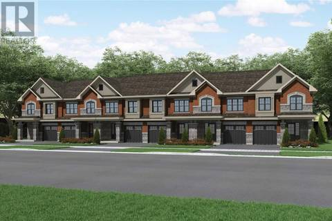 Townhouse for sale at 18 Wandering Wy Whitby Ontario - MLS: E4486852