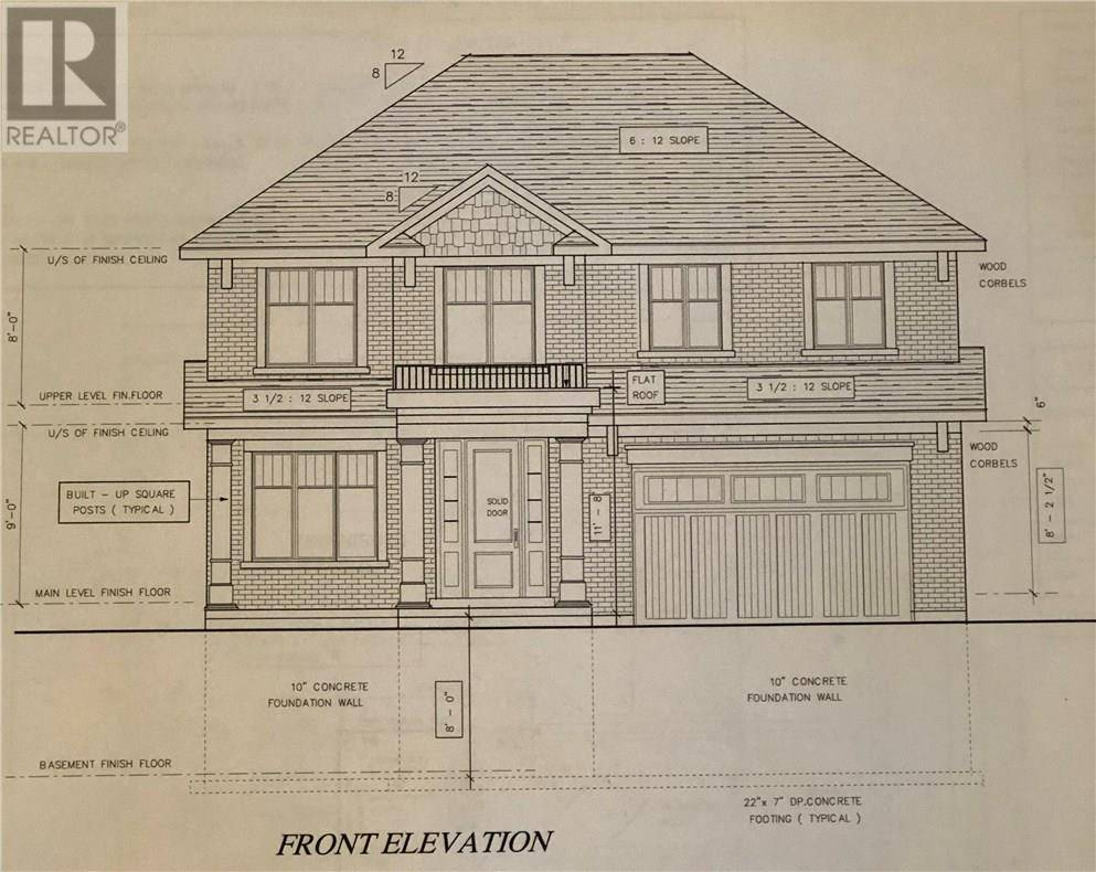 House for sale at 18 Washington St Paris Ontario - MLS: 30749973