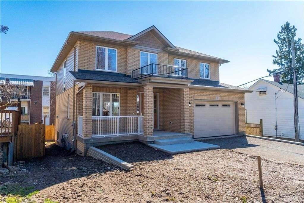 House for sale at 18 Washington St Paris Ontario - MLS: 30827591