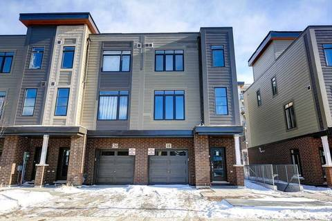 Townhouse for sale at 18 Waterview Ln Grimsby Ontario - MLS: X4418201