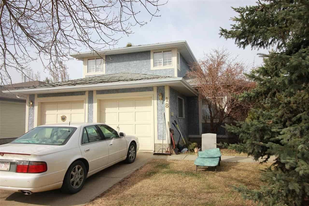 House for sale at 18 Westpark Wy Fort Saskatchewan Alberta - MLS: E4133658
