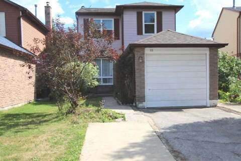 House for sale at 18 Whistling Hills Dr Toronto Ontario - MLS: E4852721