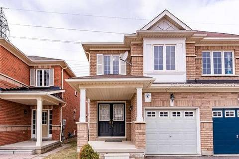 Townhouse for sale at 18 Wicklow Rd Brampton Ontario - MLS: W4406885