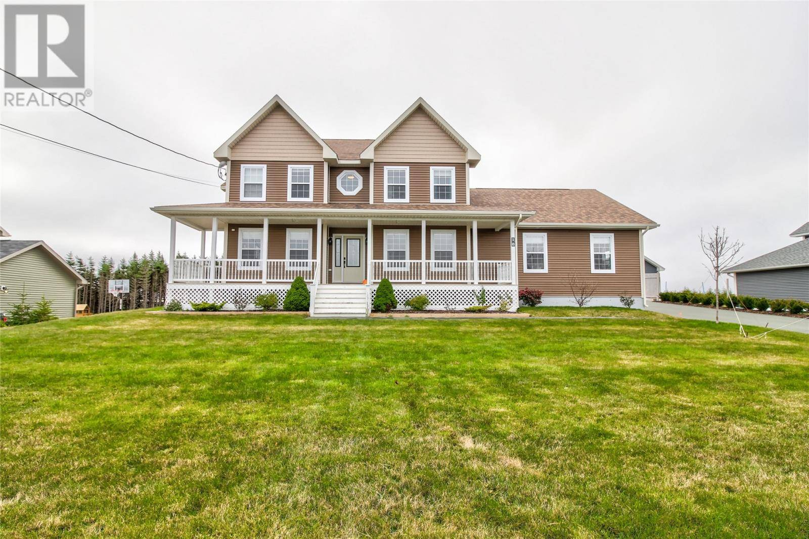 House for sale at 18 Woodland Dr Portugal Cove Newfoundland - MLS: 1205716