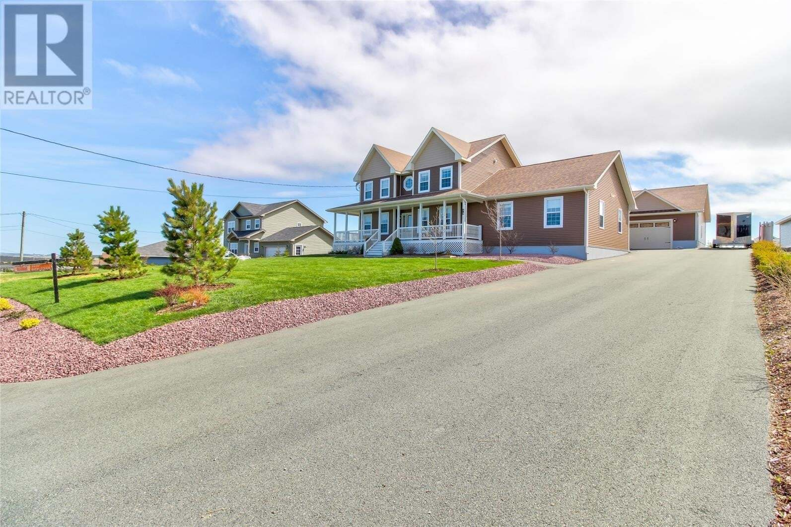 House for sale at 18 Woodland Dr Portugal Cove Newfoundland - MLS: 1213316