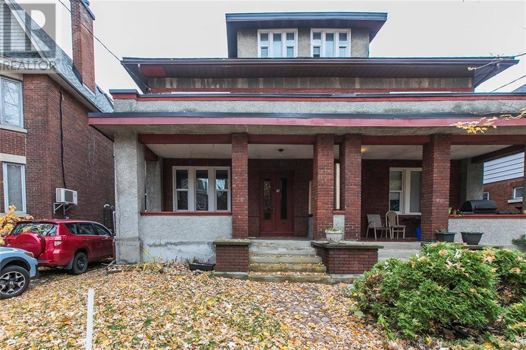 House for rent at 18 Woodlawn Ave Ottawa Ontario - MLS: 1171886
