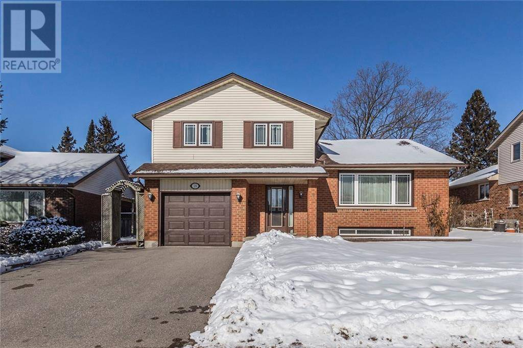 House for sale at 18 Youngman Dr Guelph Ontario - MLS: 30791576