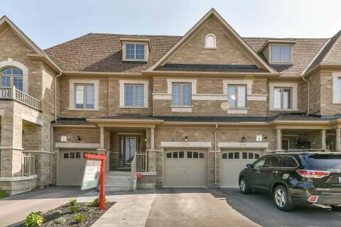 Townhouse for sale at 180 Agava St Brampton Ontario - MLS: W4926430