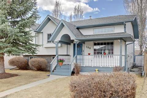 House for sale at 180 Cambria Rd Strathmore Alberta - MLS: C4294304