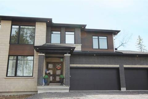 House for sale at 180 Country Meadow Dr Carp Ontario - MLS: 1143223