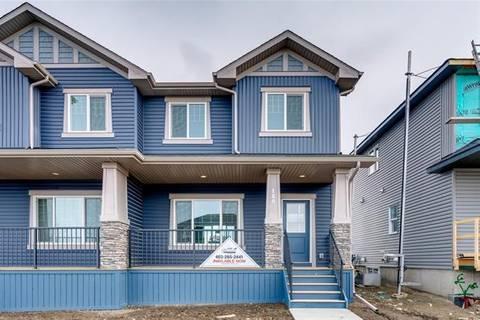 Townhouse for sale at 180 Evanston Hill(s) Northwest Calgary Alberta - MLS: C4275347