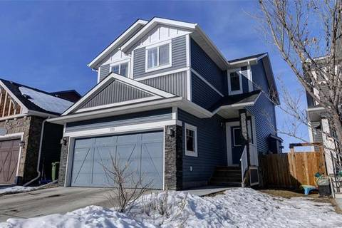 House for sale at 180 Fireside Pl Cochrane Alberta - MLS: C4287750