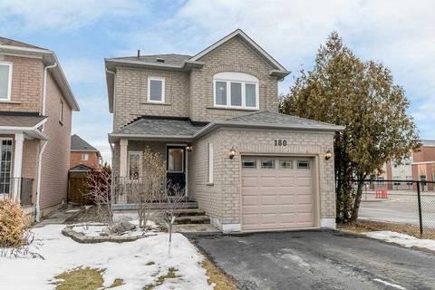 House for sale at 180 Hawker Rd Vaughan Ontario - MLS: N4703272