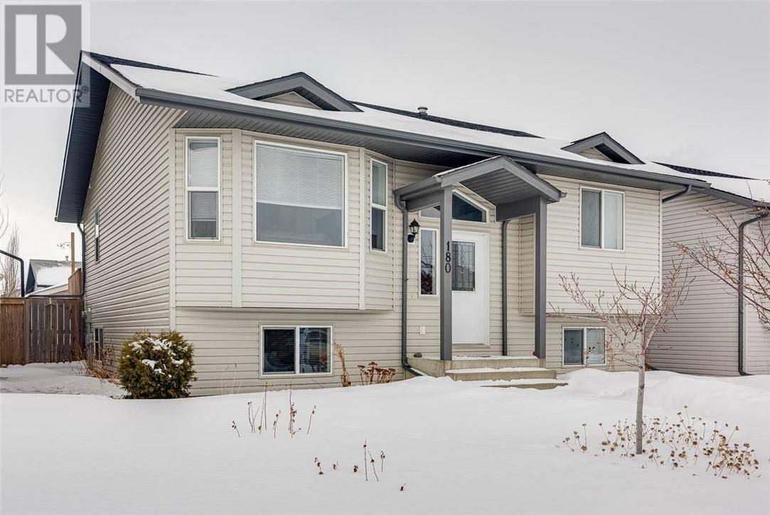House for sale at 180 Inglewood Dr Red Deer Alberta - MLS: ca0190677