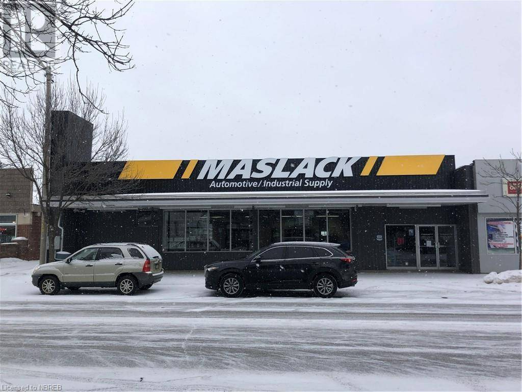 Commercial property for sale at 180 King St Sturgeon Falls Ontario - MLS: 244178