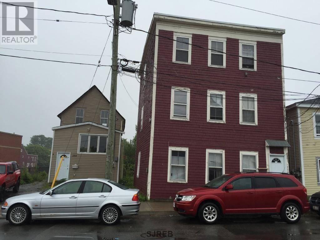 Townhouse for sale at 180 Metcalf St Saint John New Brunswick - MLS: SJ180467