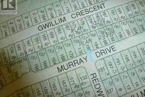 Residential property for sale at 180 Murray Dr Tumbler Ridge British Columbia - MLS: 166071