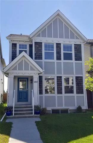 House for sale at 180 New Brighton Gr Southeast Calgary Alberta - MLS: C4256364
