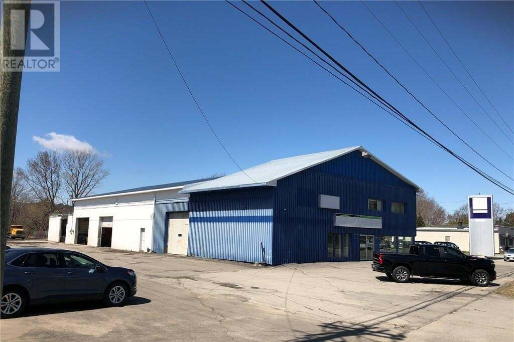 Commercial property for sale at 180 Riverside Dr Fredericton New Brunswick - MLS: NB044937